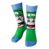 Nintendo Luigi Strumpor