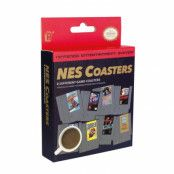 Nintendo NES Glasunderlägg 8-pack