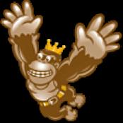 Nintendo Super Mario Stressboll, Röd Svamp