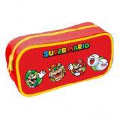 Pennfodral Super Mario med Vänner