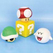 Super Mario Stressboll, Question Block
