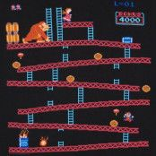 Donkey Kong Level 1