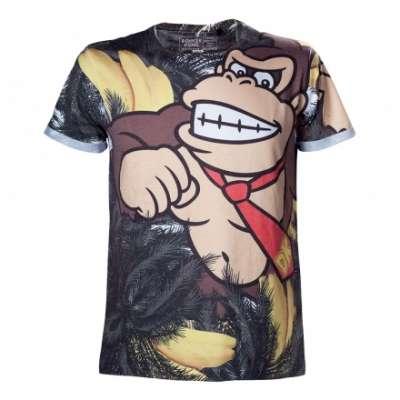 Nintendo Donkey Kong Allover T-shirt