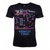 Nintendo Donkey Kong Retro T-shirt, LARGE