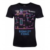 Nintendo Donkey Kong Retro T-shirt, MEDIUM