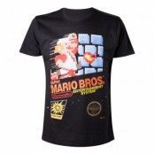 Super Mario Bros T-shirt - Small