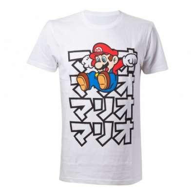 Super Mario Japan T-shirt - Small