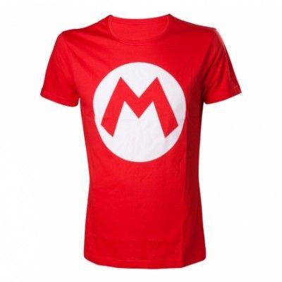 Super Mario Logo T-shirt - Small