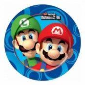 Super Mario Tallrikar