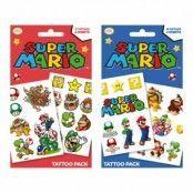 Super Mario Tatueringar
