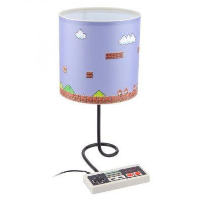 NES Super Mario Lampa