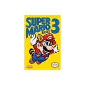 Super Mario Bros. 3, Maxi Poster - NES Cover