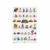 Super Mario, Maxi Poster - Karaktärer