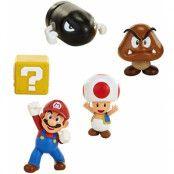World of Nintendo - New Super Mario Bros. U Acorn Plains 5-Pack