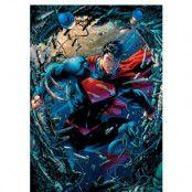 DC Comics - Superman Chatarra puzzle (1000 pieces)
