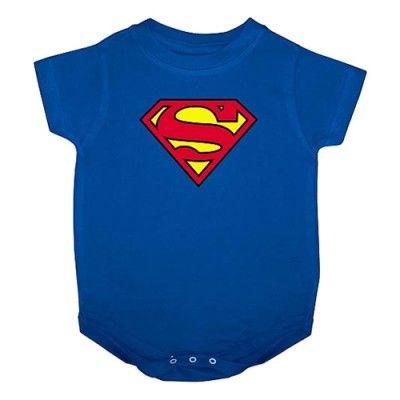 Superman Body - Small