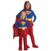 Supergirl Maskeraddräkt Barn Small