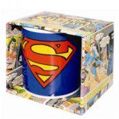 Superman Mugg