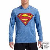 Superman Shield Performance Hoodie, CORE PERFORMANCE HOODIE