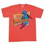 Superman - The Man Of Steel, Basic Tee