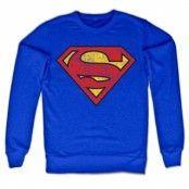 Superman Washed Shield Sweatshirt, Sweatshirt