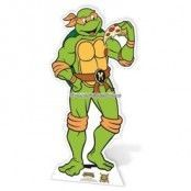 Ninja Turtles Michelangelo pappfigur - 147cm