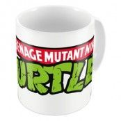 Ninja Turtles Mugg