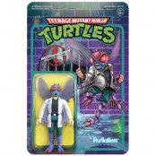 Teenage Mutant Ninja Turtles - Baxter Stockman - ReAction