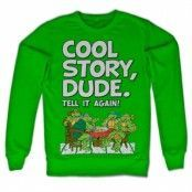 TMNT - Cool Story Dude Sweatshirt