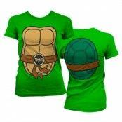 TMNT Costume Girly Tee, T-Shirt