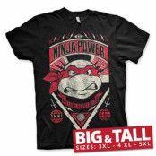 TMNT Ninja Power Big & Tall T-Shirt, Big & Tall T-Shirt
