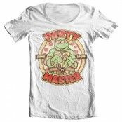 TMNT - Party Master Since 1984 Wide Neck Tee, Wide Neck T-Shirt