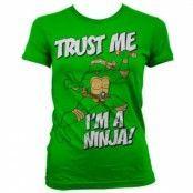 TMNT - Trust Me, I´m A Ninja Girly T-Shirt, T-Shirt