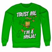 TMNT - Trust Me, I´m A Ninja Sweatshirt, Sweatshirt