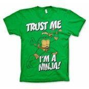 TMNT - Trust Me, I´m A Ninja T-Shirt, Basic Tee