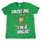 Trust Me - I´m A Ninja Kids Tee, Kids T-Shirt