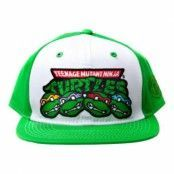 Turtles Snapback Keps - One size