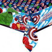 Avengers Assemble plastduk - 1,2m x 1,8m
