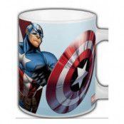 Avengers - Captain America - Mug