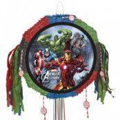 Avengers pinata med dragsnören
