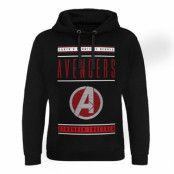 Avengers - Stronger Together Epic Hoodie, Epic Hooded Pullover