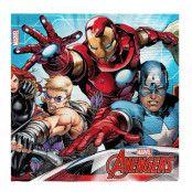 Servetter Avengers - 20-pack