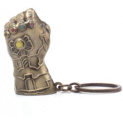 Avengers Infinity War - Thanos Fist Metal Keychain