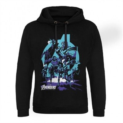 Avengers - Thanos Grip Endgame Epic Hoodie, Epic Hooded Pullover