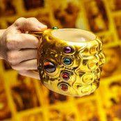 Marvel Avengers, 3D Mugg - Infinity Gauntlet