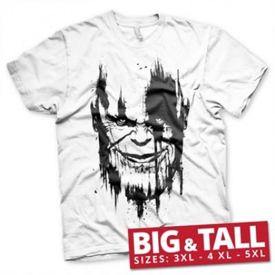 The Avengers - Infinity War THANOS Big & Tall T-Shirt, Big & Tall T-Shirt