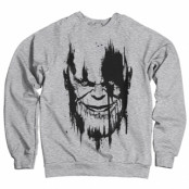 The Avengers - Infinity War THANOS Sweatshirt, Sweatshirt