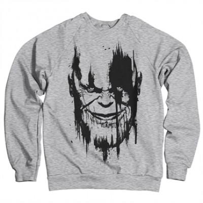 The Avengers - Infinity War THANOS Sweatshirt, Sweatshirt