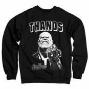 The Avengers - Thanos Infinity Gauntlet Sweatshirt, Sweatshirt