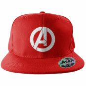 The Avengers A-Logo Snapback Cap, Adjustable Snapback Cap